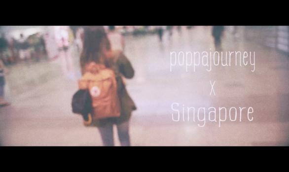 POPPAJOURNEY x SINGAPORE 2013