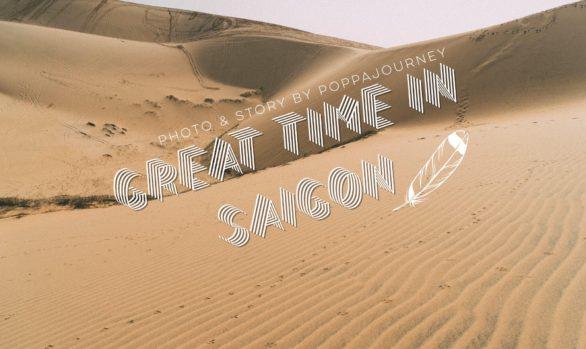 มรุงอย่าไปเครียดที่เวียดนาม (Great time in Saigon)