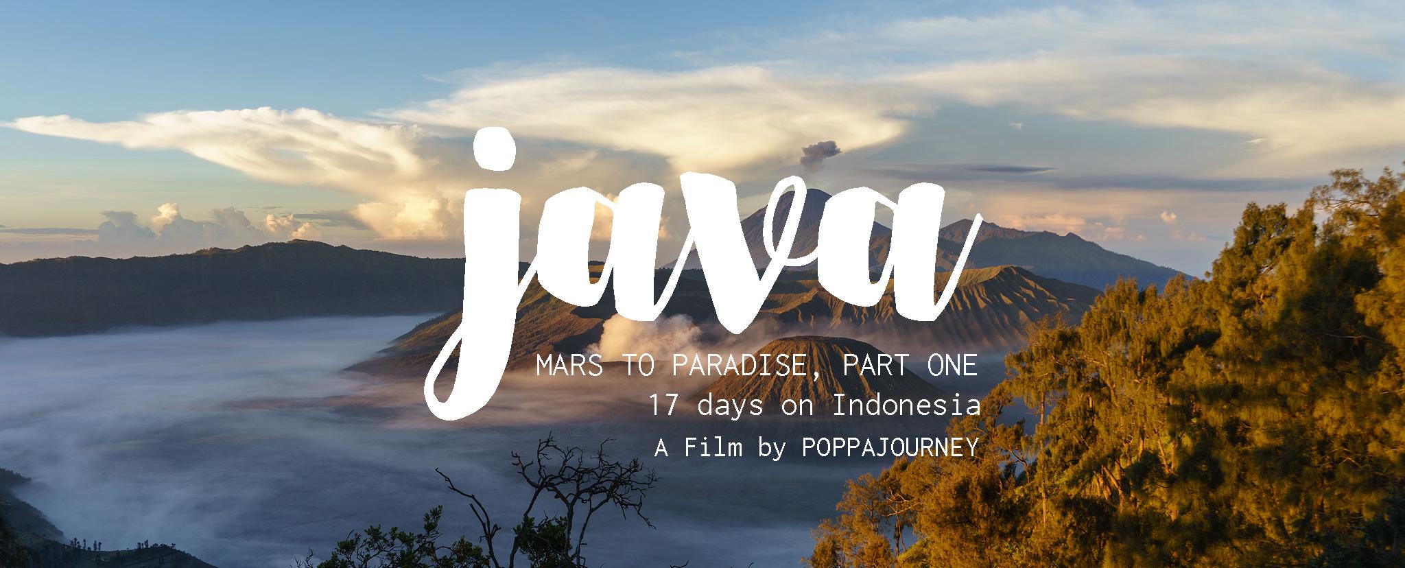 Mars to Paradise , Part One : JAVA (เดินเล่นบนดาวอังคาร)