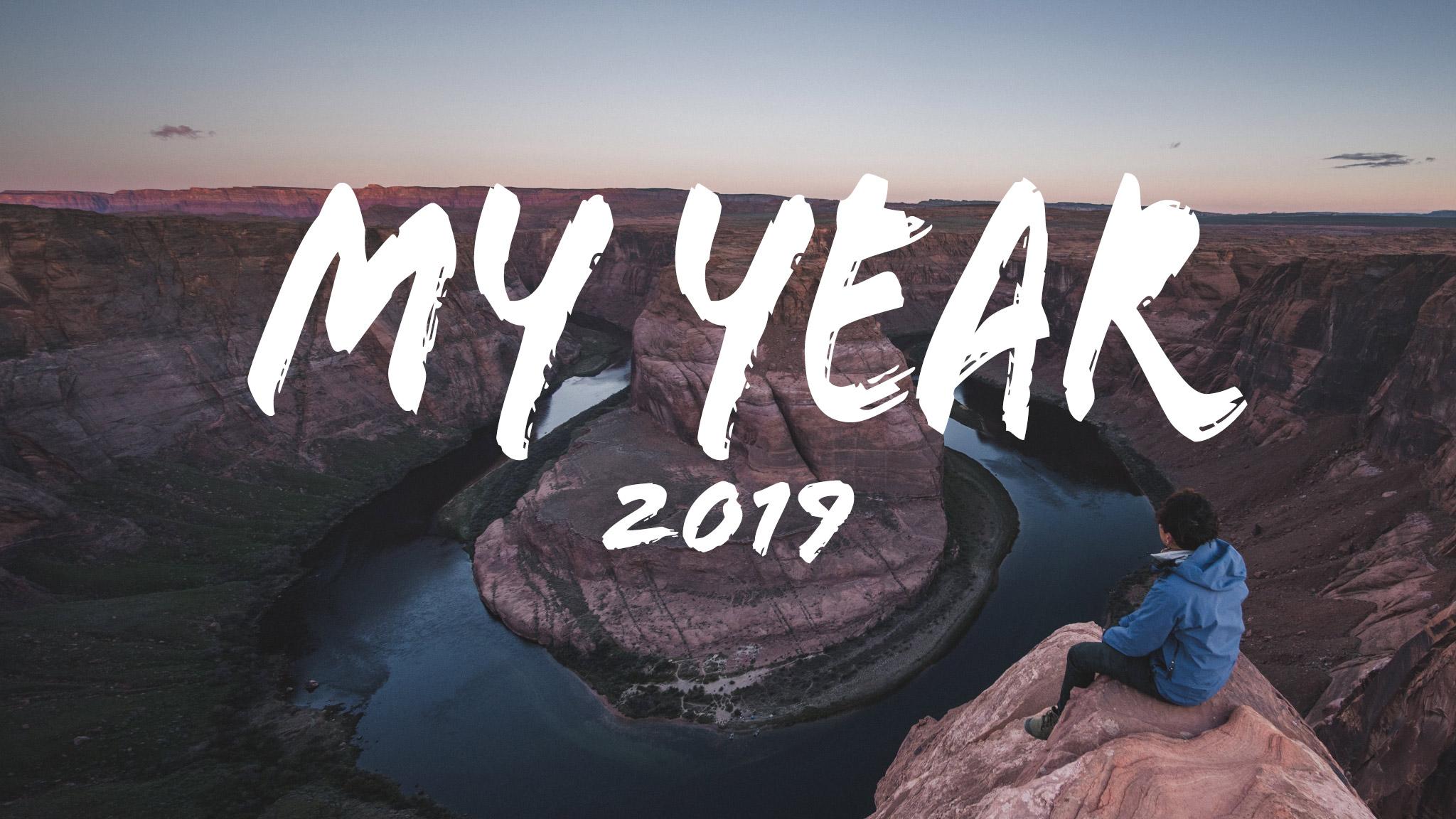 MY YEAR 2019